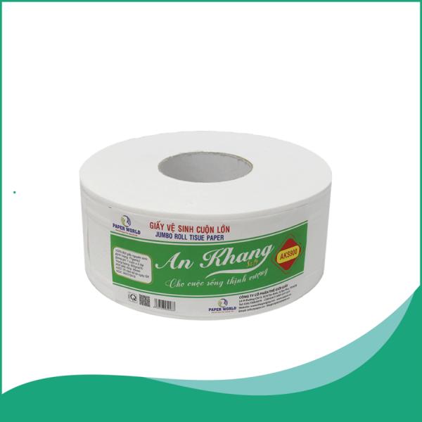 Giấy vệ sinh An Khang Soft 10
